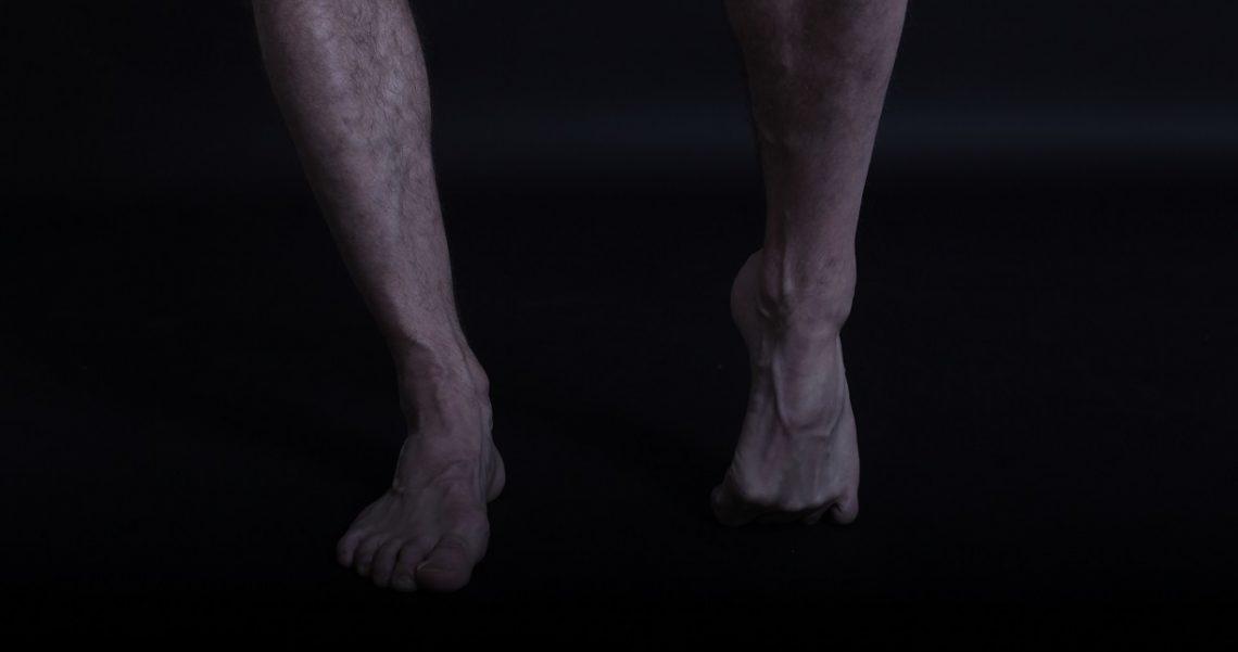 Salute del piede